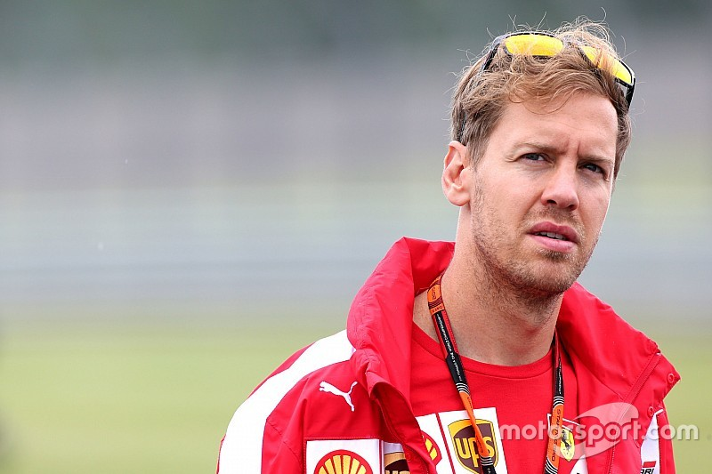 Vettel denies Ferrari showboating on Fridays