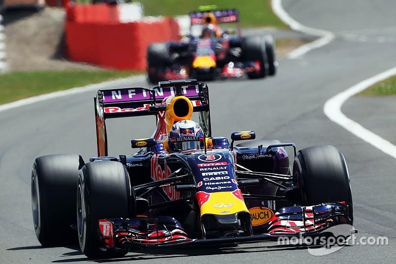 Red Bull tiene la intención de honrar su contrato con Renault