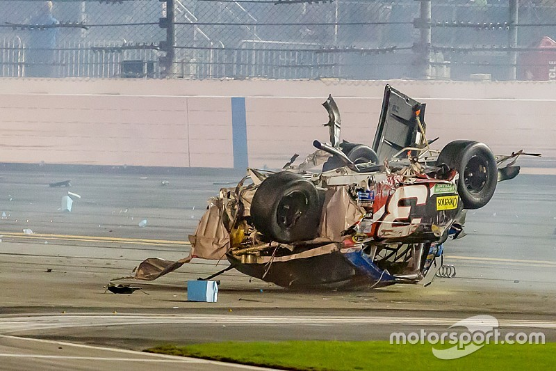 Earnhardt acknowledges and accepts the dangers of racing