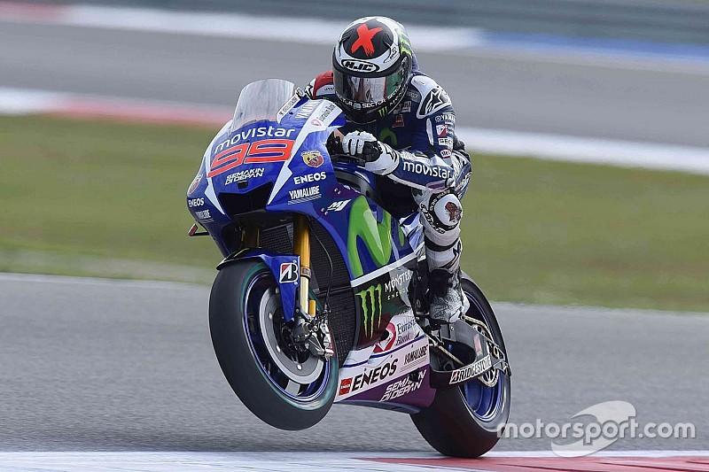 """Lorenzo estuvo """"muy cerca"""" de salir de Yamaha"""
