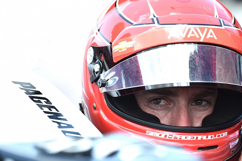 Simon Pagenaud -