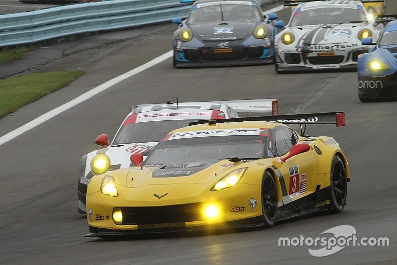 Jan Magnussen: Back on track after Le Mans heartache