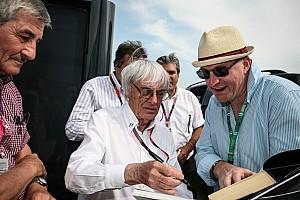"""Fórmula 1 Últimas notícias Chefão da F1 sugere que """"rasgar livro de regras"""" seja a solução"""