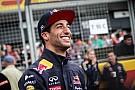 La rumeur Ferrari amuse beaucoup Ricciardo