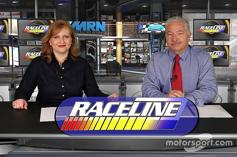"Motorsport.com hospedará programa ""Raceline"" da NASCAR"