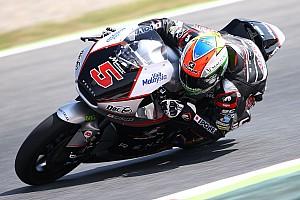Moto2 Relato de classificação Com tranquilidade, Johann Zarco larga na frente