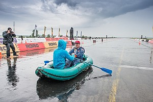 RDRC Новость Дождь нарушил планы организаторов RDRC