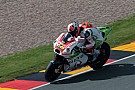 Difícil carrera de Yonny Hernández en Sachsenring