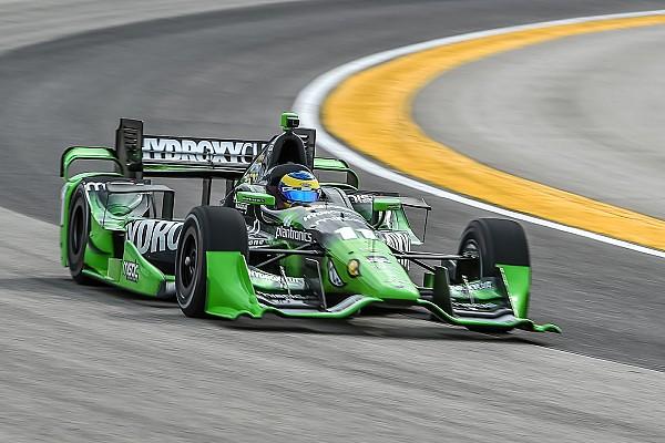 IndyCar Sebastien Bourdais voa em Milwaukee. Hélio Castroneves termina em segundo