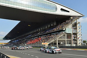 WTCC Breaking news WTCC set for second Chinese round from 2017