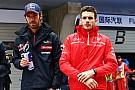 Вернь: Бьянки мог оказаться в Ferrari