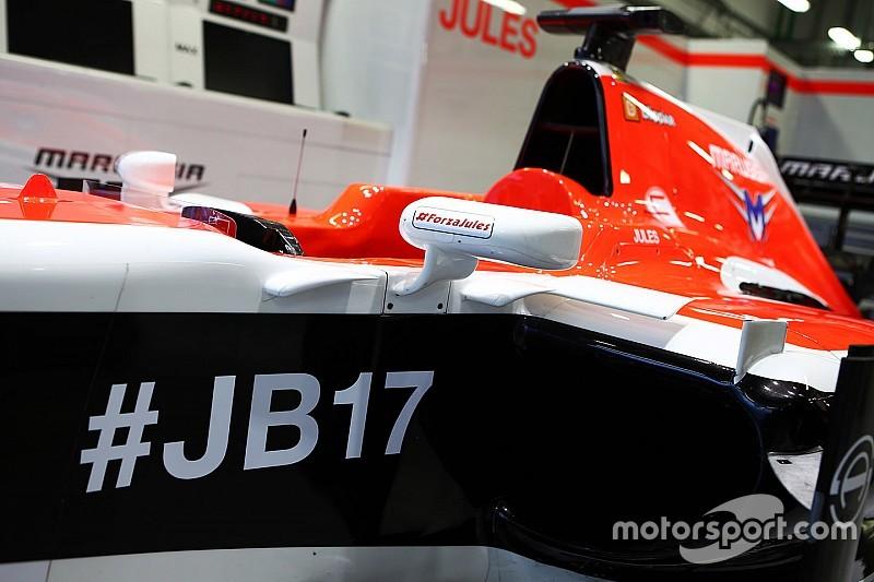 FIA retirará el número de Jules Bianchi