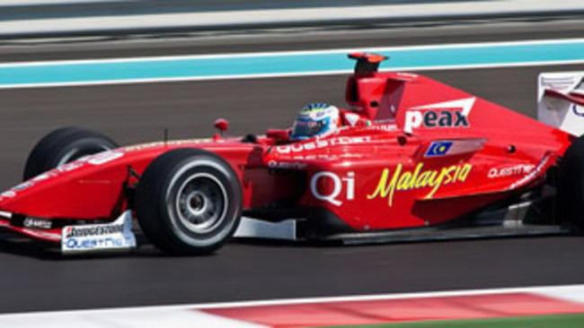 GP2 Asia: Filippi in pole a Sakhir