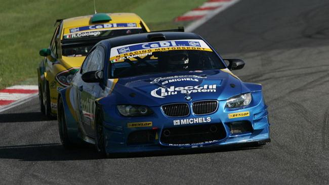 Necchi precede Colciago e Bacci in gara 1