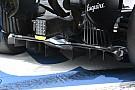 Williams: più carico dal nuovo diffusore posteriore