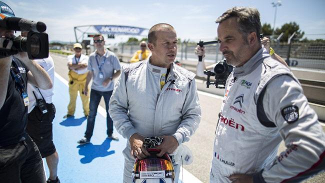 """Panis prova la Citroën: """"Vorrei correre nel WTCC!"""""""