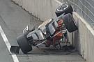 Brutto incidente per Beretta: illeso per miracolo