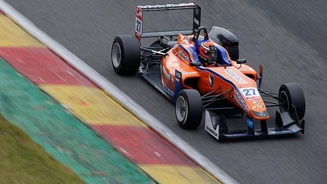 Pole a sorpresa di Mikkel Jensen nella Q2 di Spa