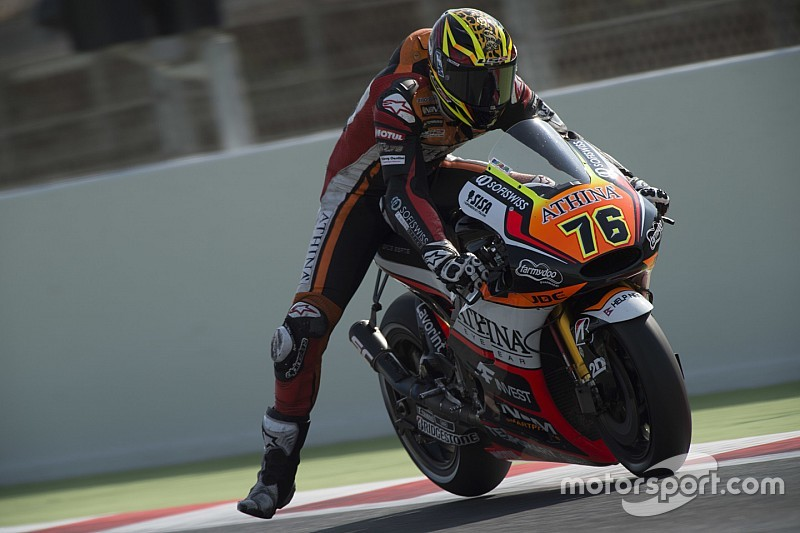 Le team Forward Racing incertain pour Indianapolis