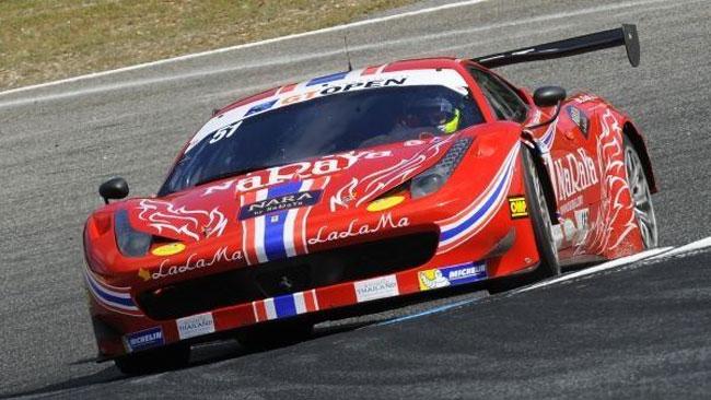 La AF Corse rientra nel Tricolore GT ad Imola
