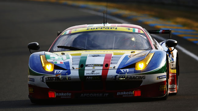 Le Mans, 23° ora: Ferrari, sogno finito