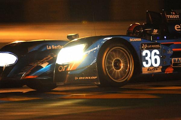Le Mans, 8° ora: la terza Safety-Car spezza il ritmo