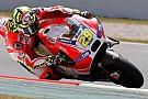 Barcellona, Libere 4: acuto Ducati con Iannone
