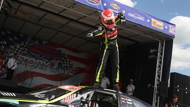 NASCAR Whelen: Vilarino ancora re di Brands Hatch