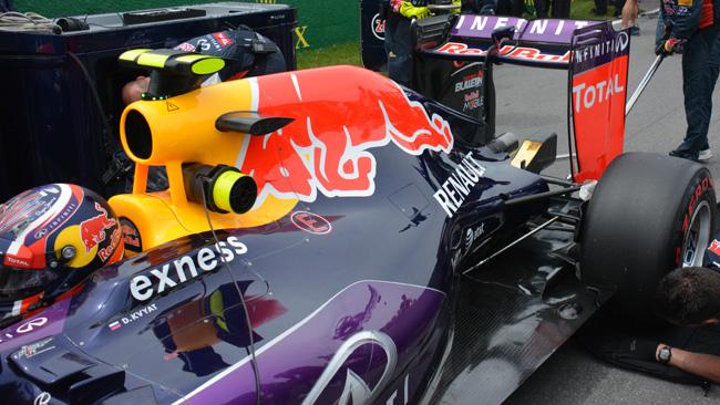 Red Bull: nuovo cofano per far respirare il motore