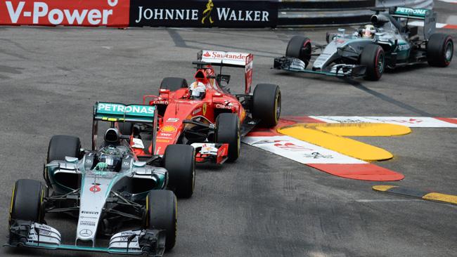 Monaco: Lewis ha condizionato il muretto Mercedes!
