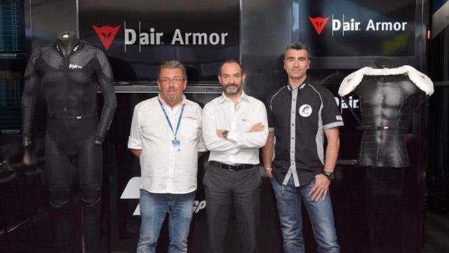 """Dainese diventa """"Open Platform"""" con D-air Armor"""