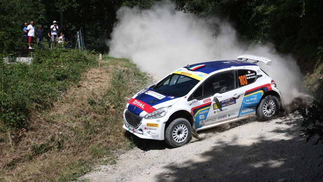 Il Rally di San Marino 2015 scatterà da Riccione