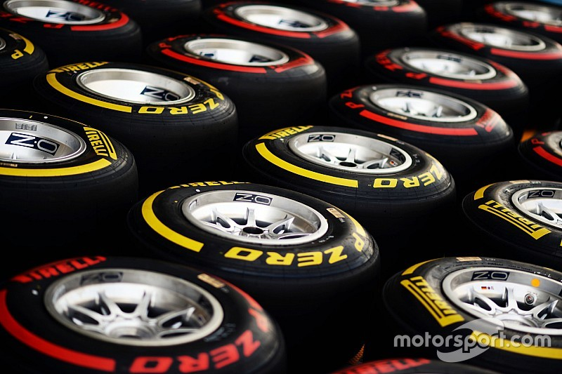 Pirelli and Michelin pass FIA's opening F1 tyre supplier test