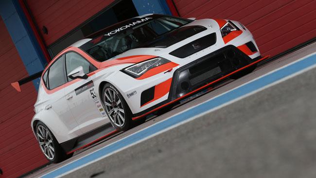Seat Leon Cup Racer: la più attesa del test