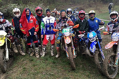 Ultimo raduno collegiale per il Team Italia Enduro