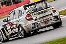 Luca Demarchi subito sul podio al debutto nel Britcar