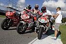 La Ducati festeggia il Costruttori Superbike nel CIV