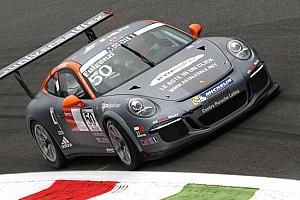 Enrico Fulgenzi paga dazio alla sfortuna a Monza