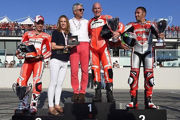 Varie Ultime notizie WDW: Laconi vince la Drag Race tra i piloti Ducati