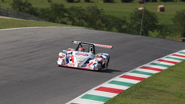 Davide Uboldi conquista la pole position al Mugello