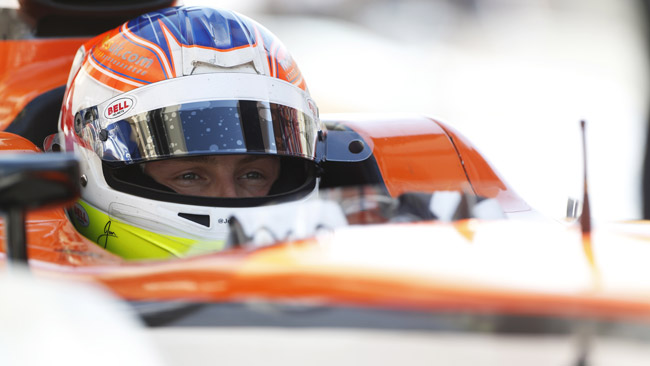 La Hilmer Motorsport riabbraccia Jon Lancaster