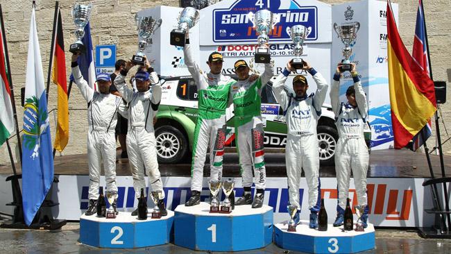 Modificato il percorso del Rally di San Marino