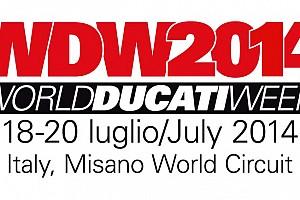 Varie Ultime notizie Definite le date della World Ducati Week 2014
