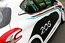 La Peugeot 208 R2 ruggisce con 185 cavalli