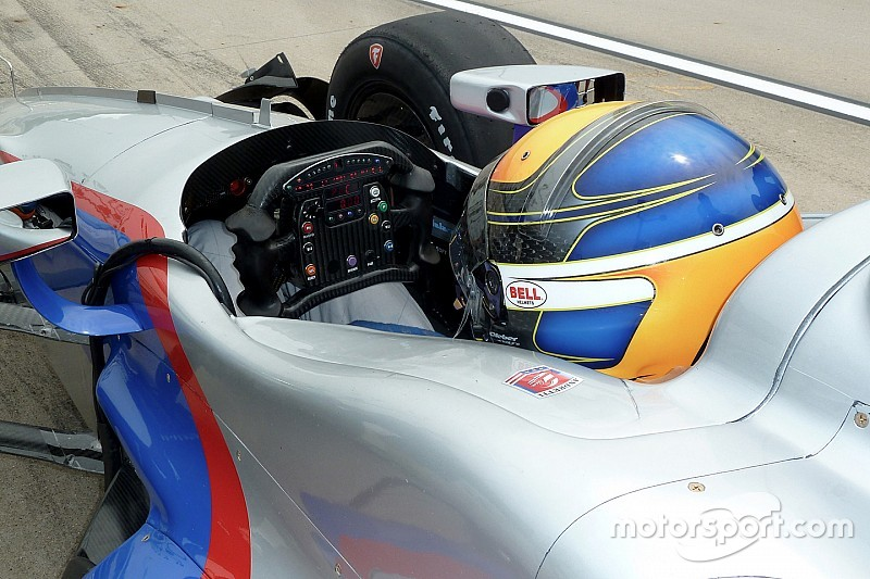 New on-board LED display panels to debut at Mid-Ohio next week
