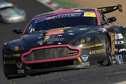 Il Villois Racing riporta l'Aston Martin in SuperGT