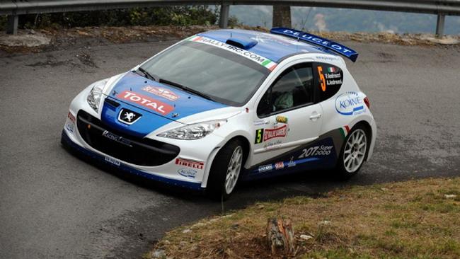 Peugeot ufficializza la conferma di Andreucci