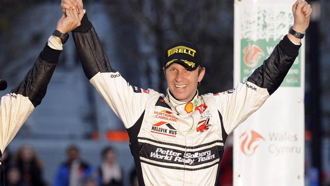 Montecarlo: una Peugeot per Petter Solberg!