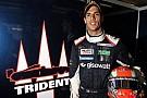 Leo debutta con la Trident ad Abu Dhabi