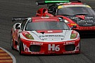 Il GT2 vittoria per la Ferrari di Montermini-Moncini